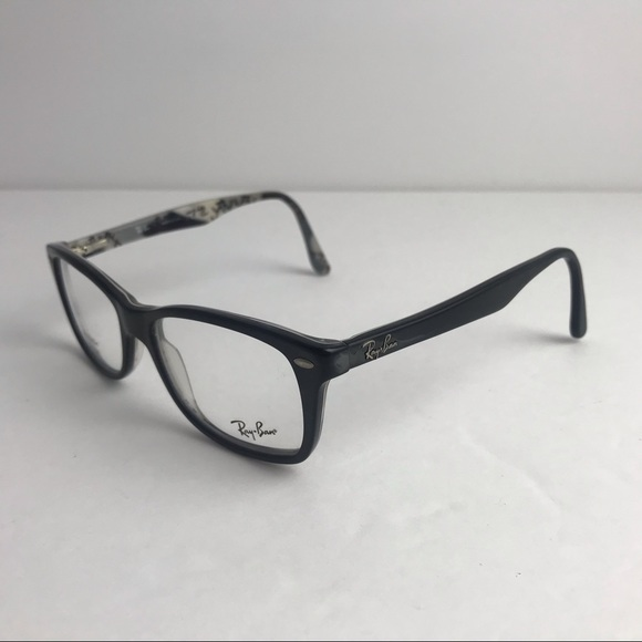 RAY-BAN prescription glasses RB5228 black ray ban